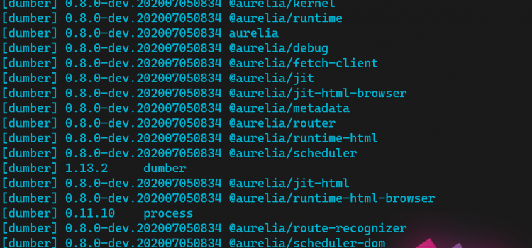 Using gRPC in Aurelia 2