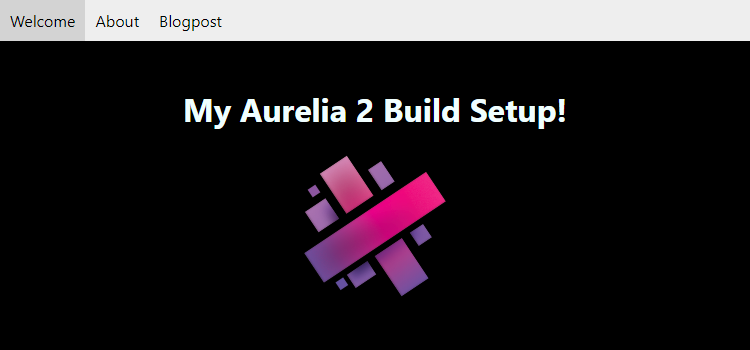 A Productive Aurelia 2 Build Setup
